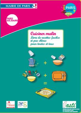 Ebook cuisine gratuit - Cuisiner malin livre de cuisine