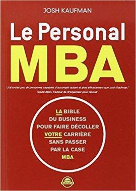 Télécharger livre Le Personal MBA de Josh Kaufman